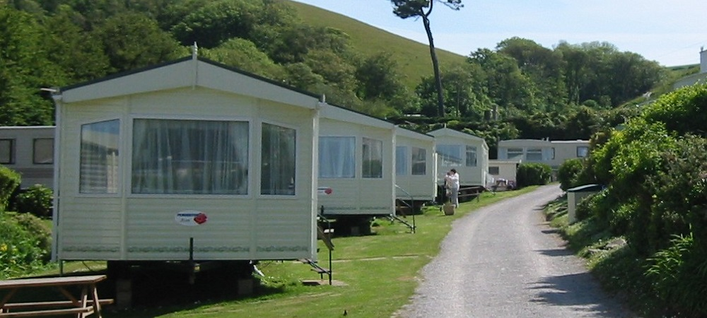 Bovisand Lodge Holiday Park Devon - mobile holiday homes