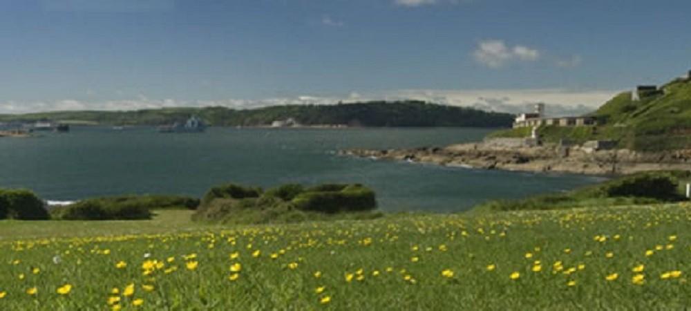 Bovisand Lodge Holiday Park Devon - seaview