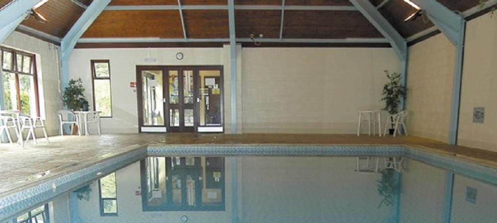 Bovisand Lodge Holiday Park Devon - swimming pool