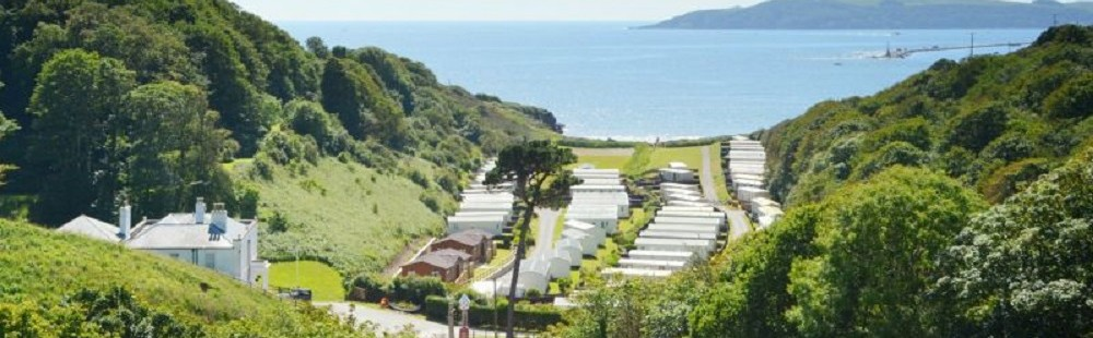 Bovisand Lodge Holiday Park Devon - valley