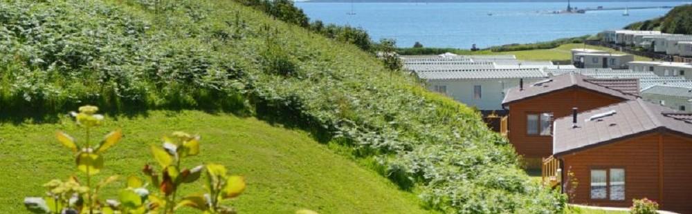 Bovisand Lodge Holiday Park Devon - view