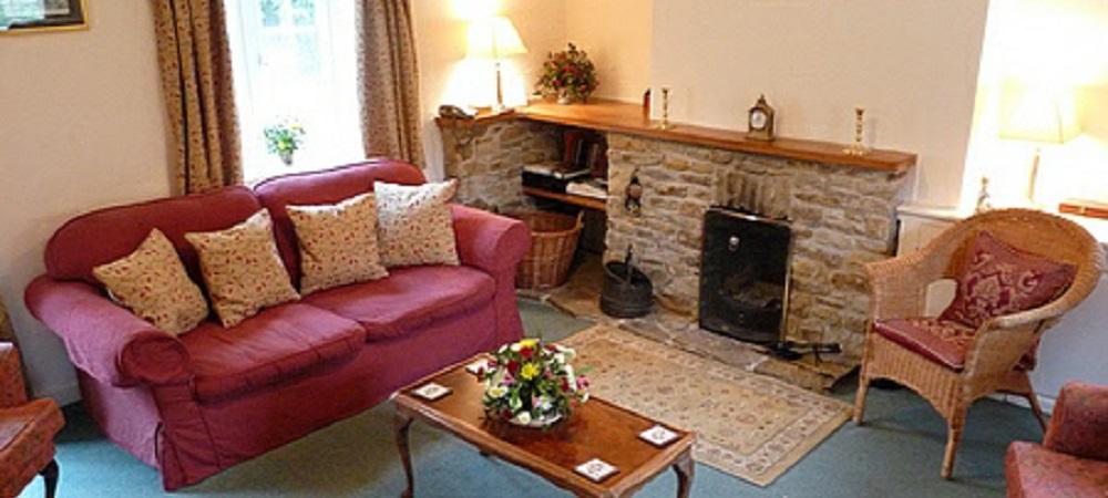 Character Farm Cottages - Chelsea lounge