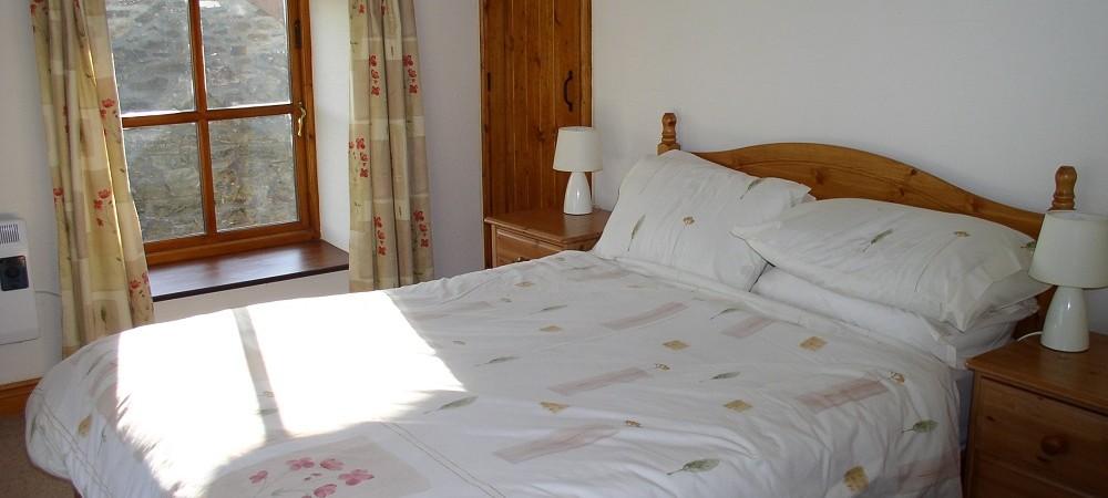 Cornhill Farm Cottages bedroom