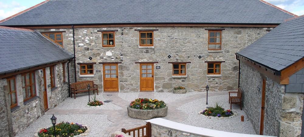Cornhill Farm Cottages