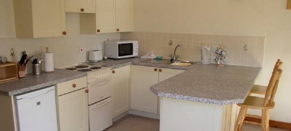 Cornhill Farm Cottages Carthouse kitchen