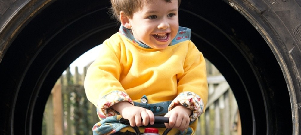 Knowle Farm toddler