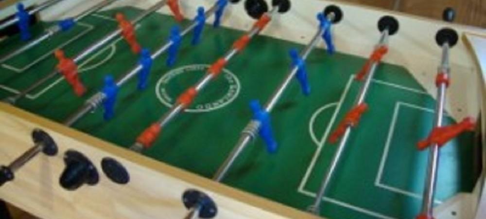Lower Hearson Farm table football