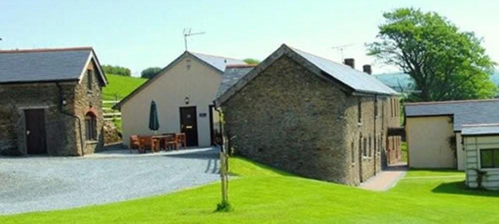 Maddox Down Farm Cottages