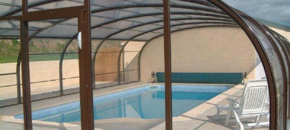 Maddox Down Farm Cottages Swimming Pool