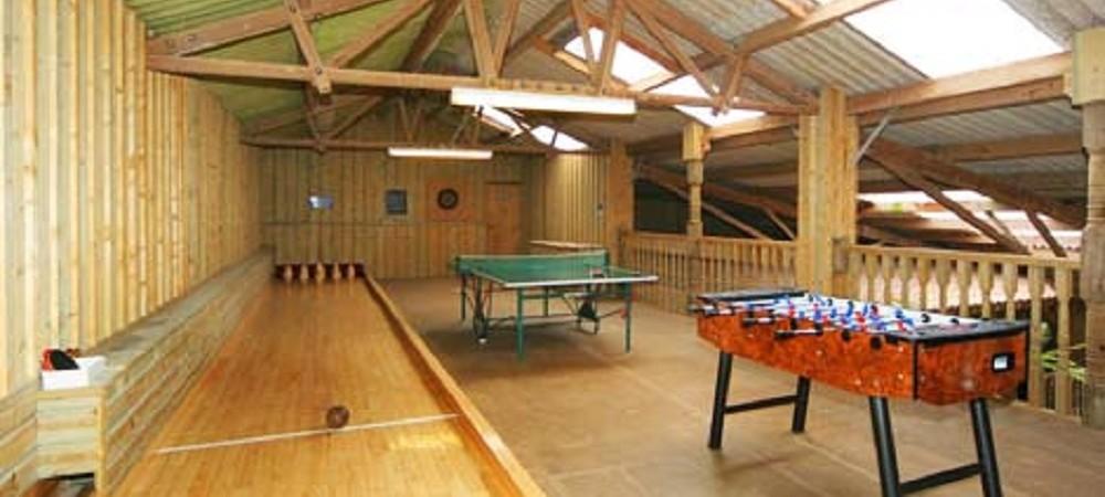 Malston Mill Farm games