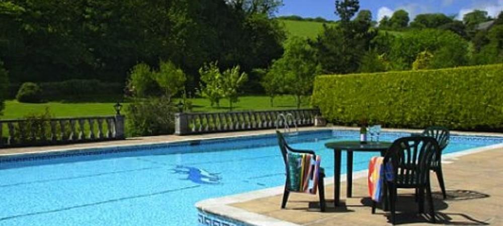 Malston Mill Farm outdoor-pool