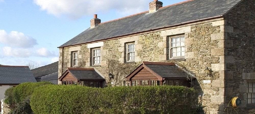 Mudgeon Vean Farm Swift Cottage