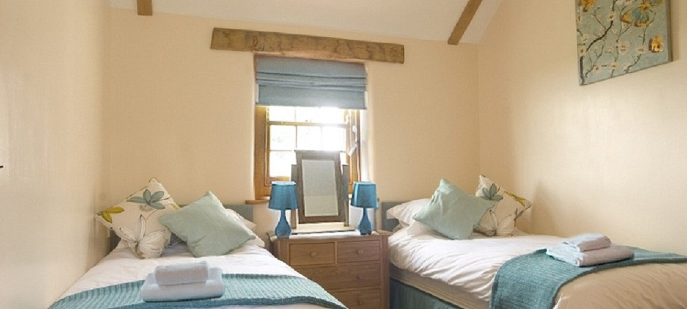 Mudgeon Vean Farm Valley View holiday cottage