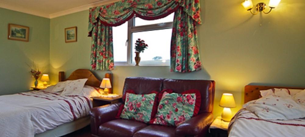 New House Farm Pilsdon Room