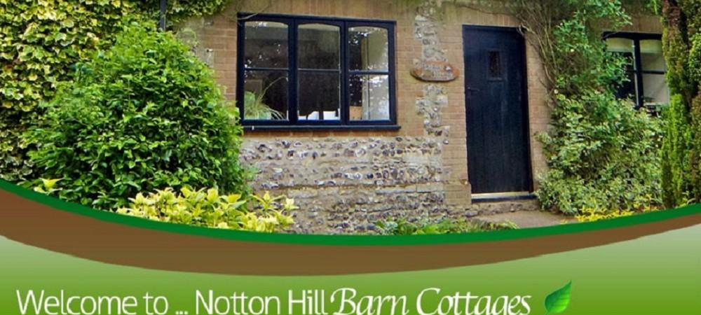 Notton Hill Barn Cottages -Badger Cottage