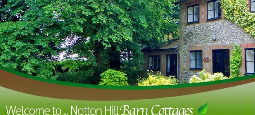 Notton Hill Barn Cottages - Fox Cottage
