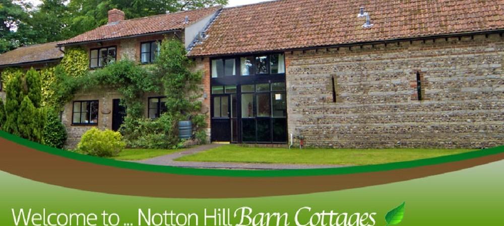 Notton Hill Barn Cottages - Mole Cottage