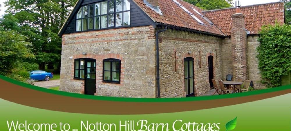 Notton Hill Barn Cottages -Rabbit Cottage