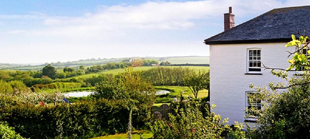 Pollaughan Farm Holiday Cottages Farmhouse