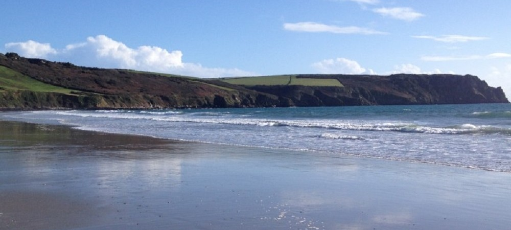 Pollaughan Farm Holiday Cottages beach