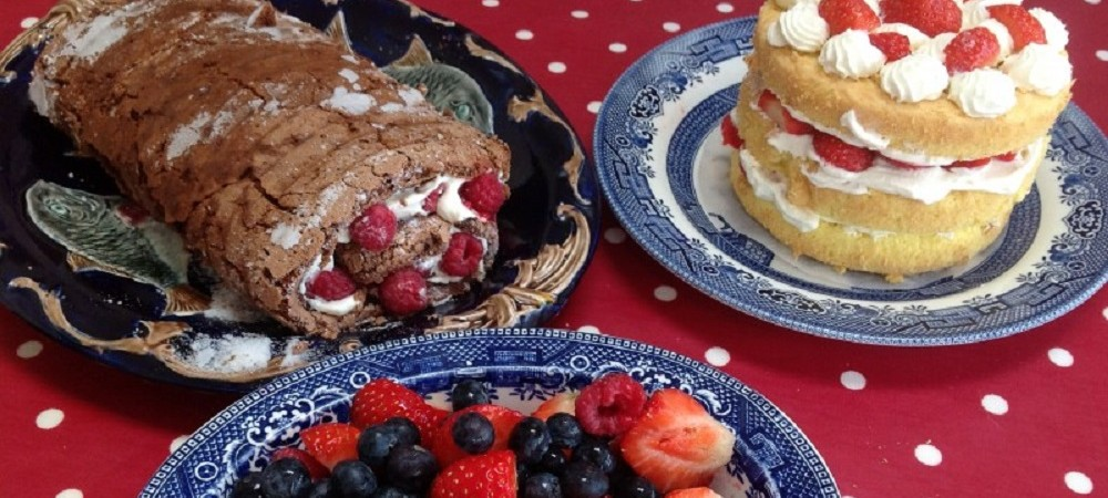 Pollaughan Farm Holiday Cottages cakes