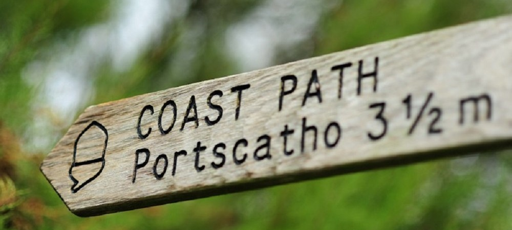 Pollaughan Farm Holiday Cottages coast path