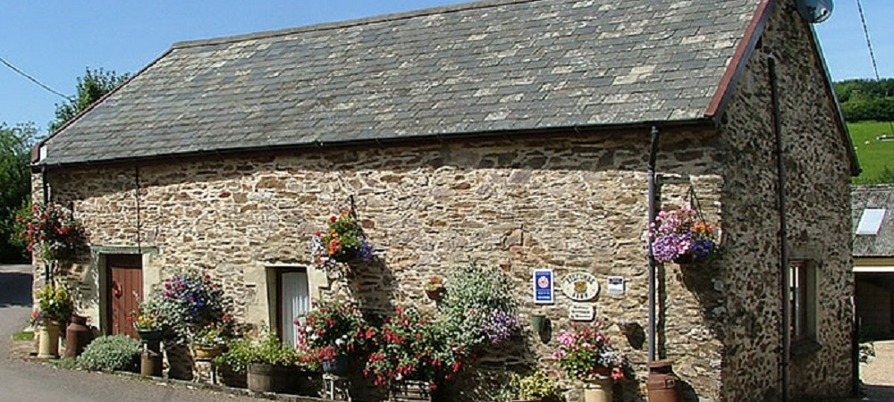 Riscombe Farm holiday cottage