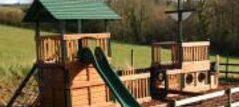 Rudge Farm Cottages Playground