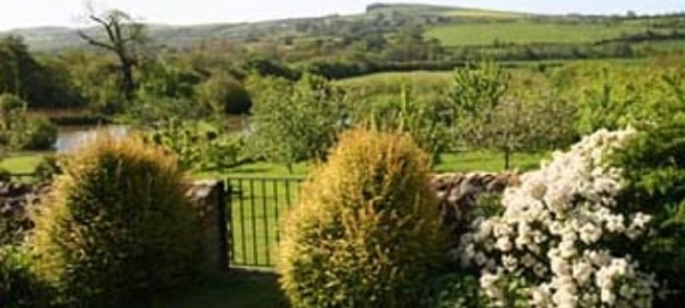 Rudge Farm Cottages View