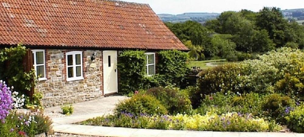 Rudge Farm Cottages garden