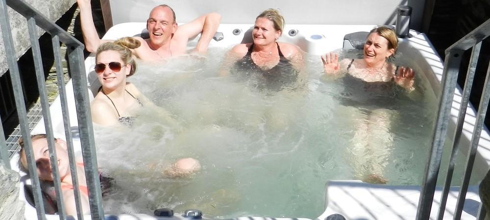 Ta Mill Hot Tub