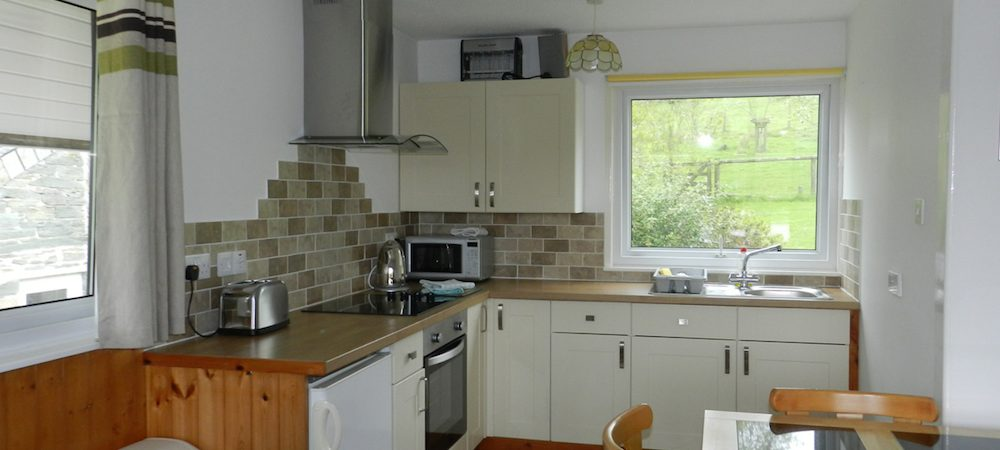Ta Mill Lodges Cornwall Kitchen