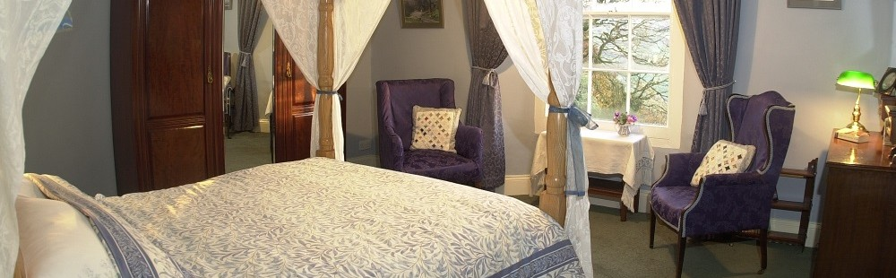 The Old Rectory Emmas room