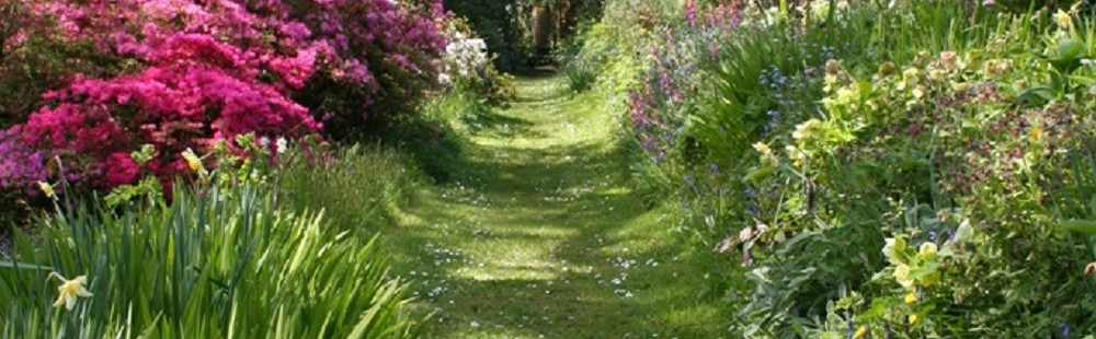 The Old Rectory secret path