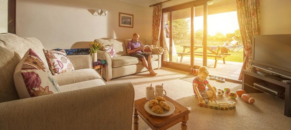 The Olde House Primrose lounge