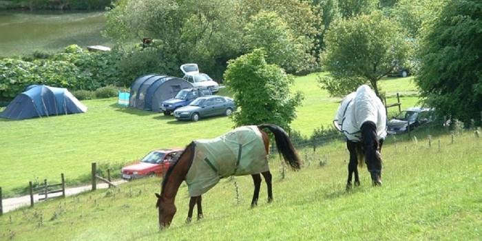 Westermill Farm Holidays camping