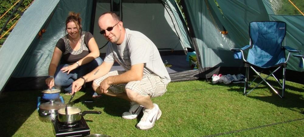 Woodlands Grove Caravan and Camping Park