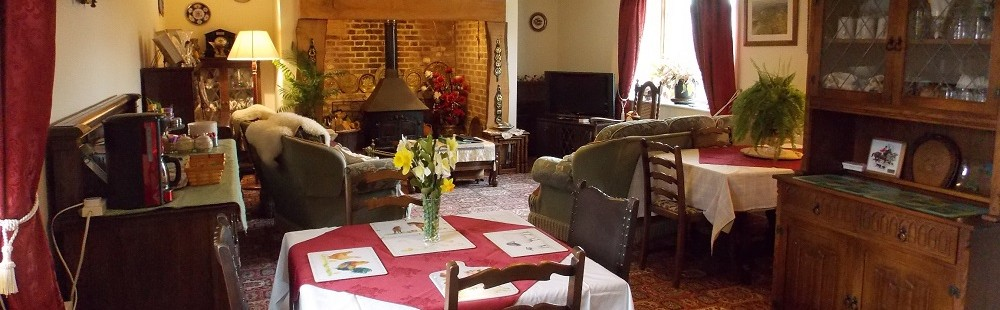 Cardsmill Farm bed and breakfast in Dorset
