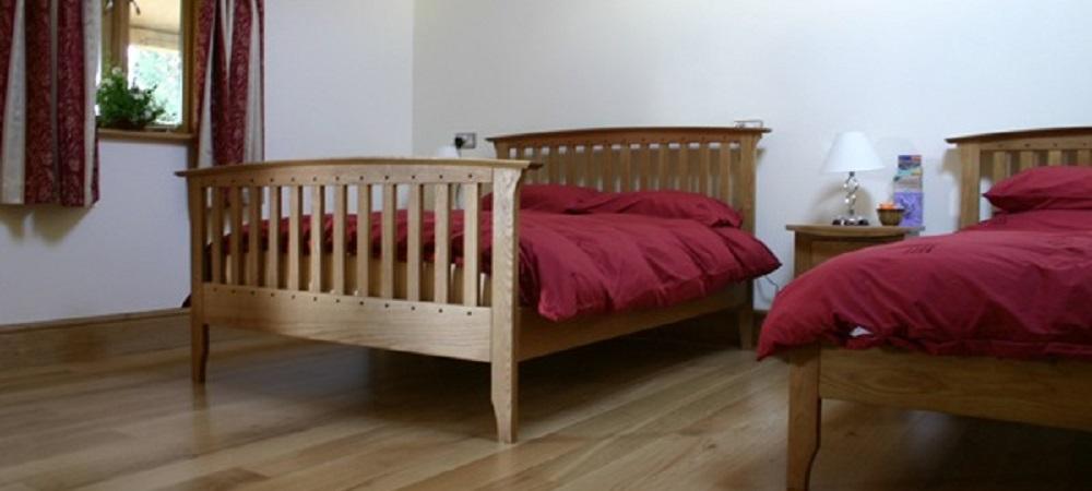 Ashridge Farm Holidays Devon - bedroom