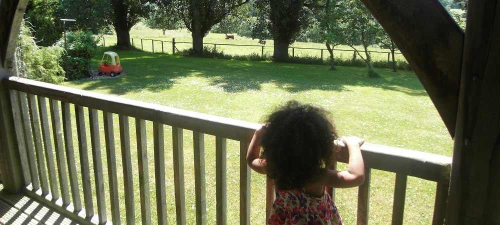 Ashridge Farm Holidays Devon - child friendly holidays