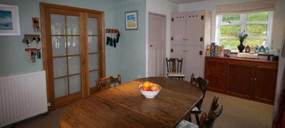 Barritshayes Farm Bed and Breakfast Devon - breakfast room