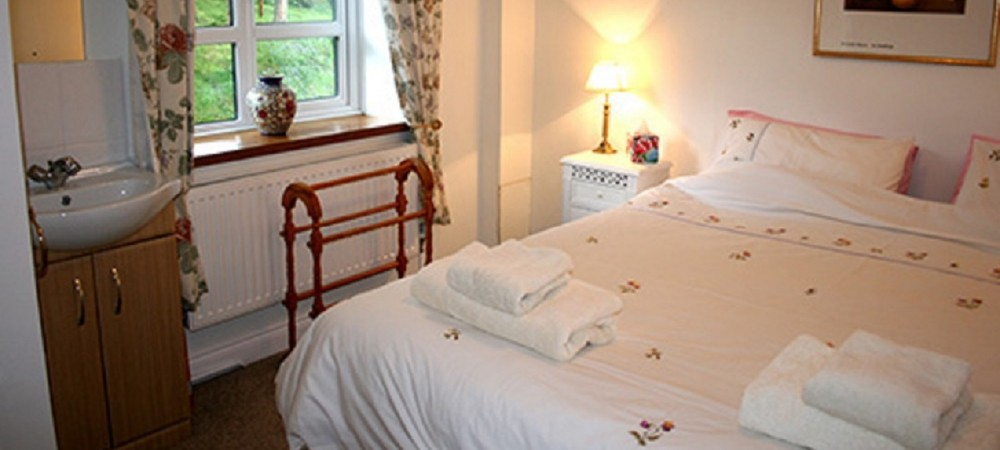 Barritshayes Farm Bed and Breakfast Devon - double