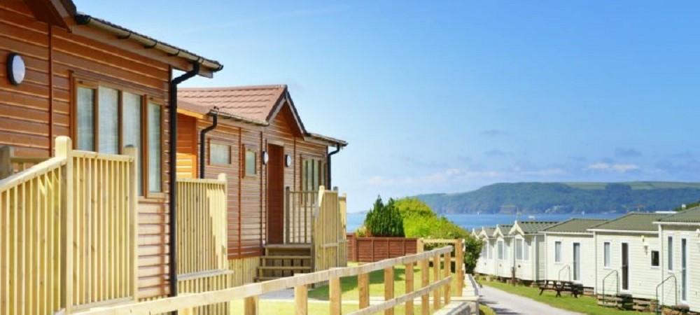 Bovisand Lodge Holiday Park Devon - Luxury Lodges