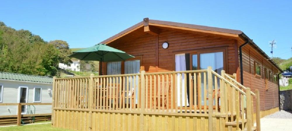 Bovisand Lodge Holiday Park Devon - Luxury Lodges2