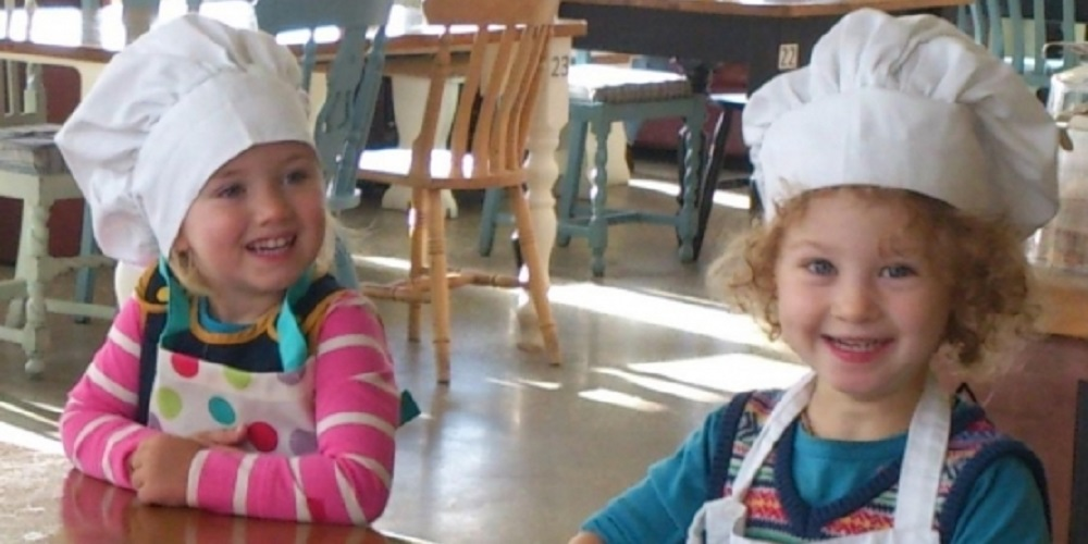 Little Magicians Cookery Classes Cornwall