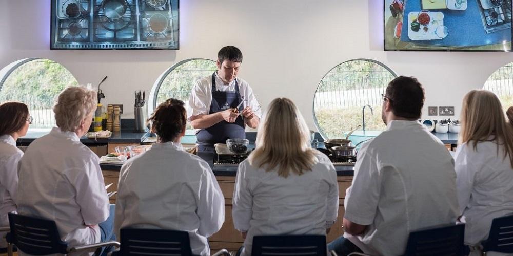 Rick Steins Seafood School Cornwall