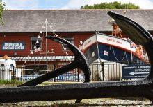 Shipwreck Centre, Charlestown, Cornwall