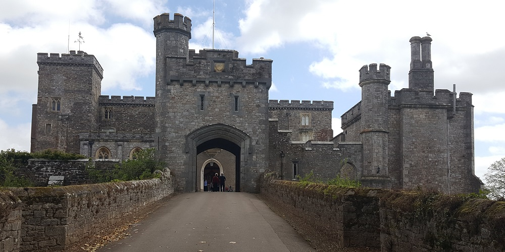 Powderham Castle Devon