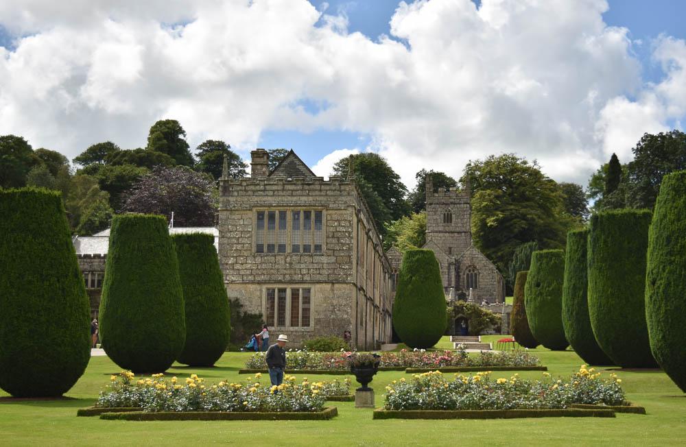 Lanhydrock Gardens, Cornwall