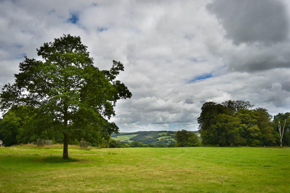 Lanhydrock estate, Cornwall